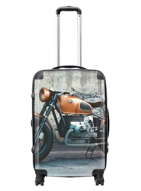 Picture of Personalised Medium Suitcase NUX