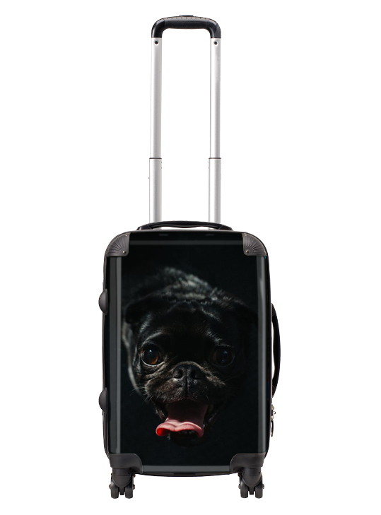 Picture of Personalised Cabin Carry-on Suitcase NUX
