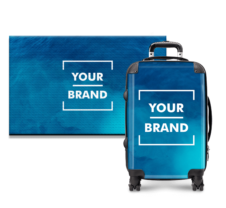 Picture of Personalised Cabin Carry-on Suitcase
