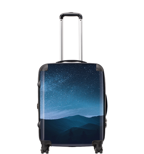 Picture of Personalised Large Suitcase